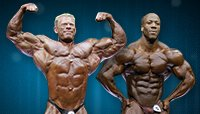 2014 Arnold Sports Festival: Arnold Classic Prejudging