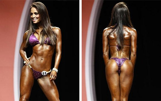 Cheryl sutphin npc amateur female bodybuilder