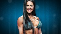2014 Bikini Olympia Report: Ashley Kaltwasser Repeats