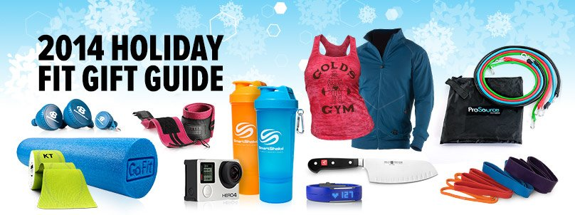 2014 Holiday Fit Gift Guide