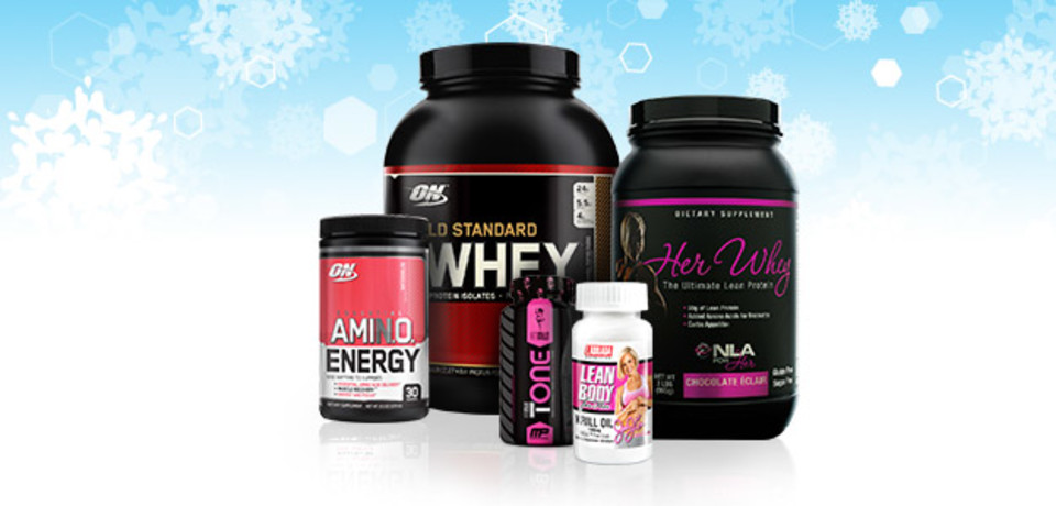 Best Supplement Stacks For Women 2014 Holiday Fit Gift Guide