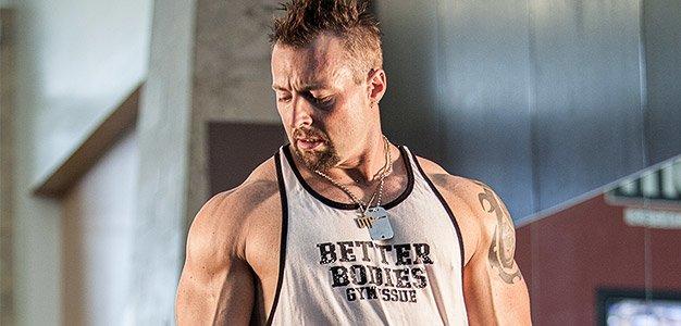Kris Gethin's DTP: 4 Weeks To Maximum Muscle ...