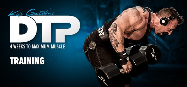 Kris Gethin's DTP Trainer