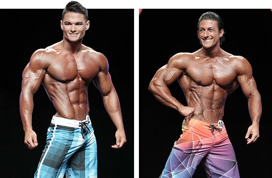 2014 men s physique olympia report victory for jeremy buendia
