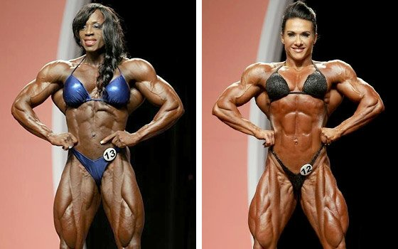 2014 Ms. Olympia Preview: Can Iris Kyle Be Beat?