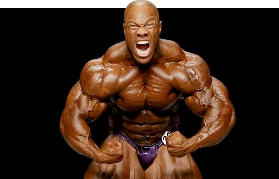 2014 Olympia Weekend: One-On-One With Reigning Champ Phil