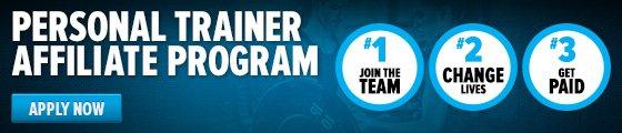Personal Trainer Affiliate Program