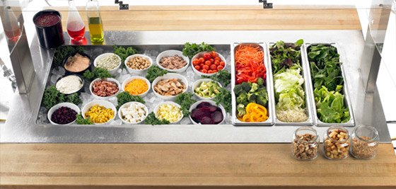 Stir-frying is quick, but prep can be a slog. Raid your supermarket salad bar for any recipe that requires a large variety of sliced vegetables