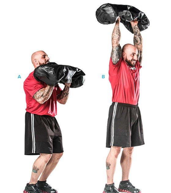Функционально-силовой тренинг: COMPLEX TRAINING MADE