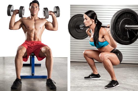 Best Advanced Full Body Workout