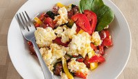 PROTEIN-PACKED SOUTHWEST SCRAMBLE
