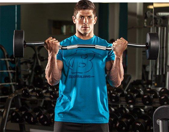 Five Biceps-Blasting Workouts