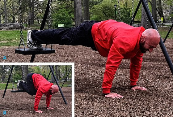 full playground the 5 move full body playground workout