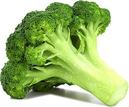 Broccoli Contains The Cancer-Fighting Chemical Sulforaphane.