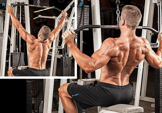 5 Training Routines To Build Your Back