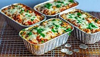 BUDGET SWEET-POTATO LASAGNA