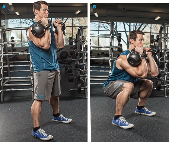 6 Things To Do With A Heavy Kettlebell