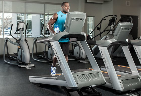 Increase the incline on a treadmill, or wear a weighted vest while running or lifting to boost the effectiveness of intervals for a seasoned pro.