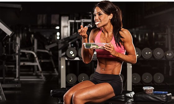 If you cut your calories too much for too long, you are not going to see the results.