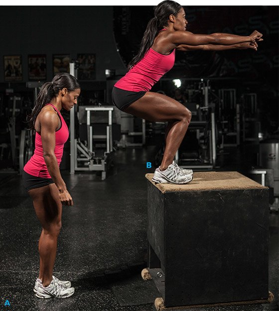 plyometrics - strength training