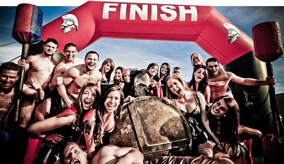 8 Ways To Get Spartan Strong!