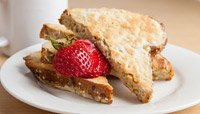 HIGH-PROTEIN EZEKIEL FRENCH TOAST