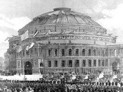 In 1901, the first ever bodybuilding contest was held at England's Royal Albert Hall
