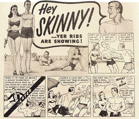 The First Bodybuilding Contest Ever Held