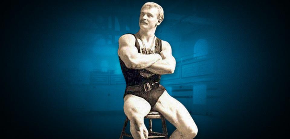 A History Lesson In Bodybuilding