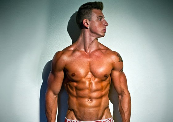 Amateur Bodybuilder Of The Week Jay Carved Out A Chiseled