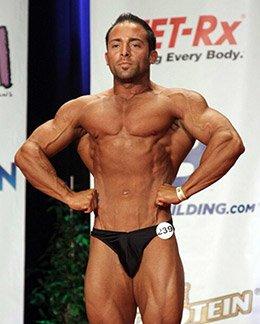 Amateur body building