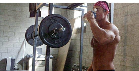 marc megna workout
