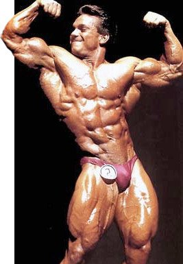 Rich Gaspari made history by winning the inaugural Arnold Schwarzenegger Classic in 1989.