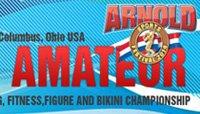 Arnold Amateur Competitors