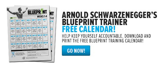 Arnold schwarzenegger blueprint trainer main page off malvernweather Gallery