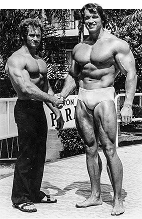 Arnold schwarzenegger blueprint trainer day 29 arnold referred to these movements as his golden six the foundation of his early muscular gains in his gym in munich any blueprint wouldnt be complete malvernweather Image collections