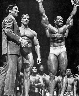 Arnold schwarzenegger blueprint trainer day 31 gymrat fitness sergio oliva was so dominant no one challenged him in 1969 only the young arnold dared step on stage with him oliva won but arnold proved he had malvernweather Choice Image
