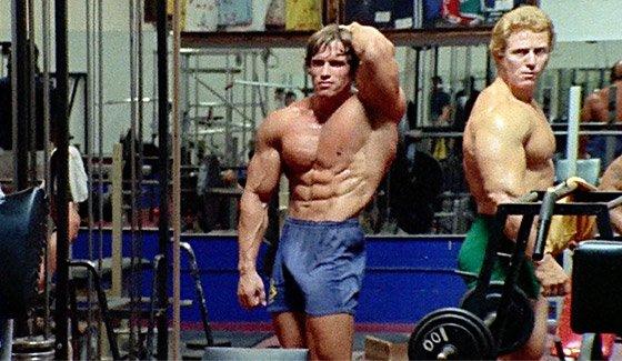 Arnold Schwarzenegger Blueprint Trainer Day 34