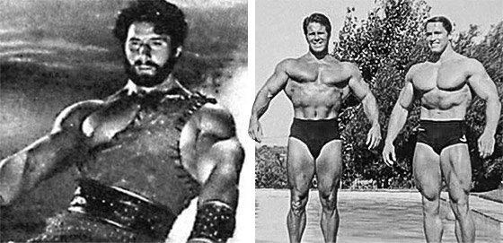 Arnold schwarzenegger blueprint trainer day 38 the calf is a notoriously difficult muscle group to make grow but by training it heavy and often arnold made his a point of pride malvernweather Choice Image