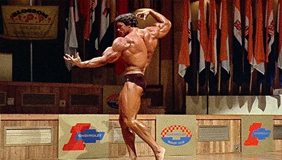 One more rep powerhouse arnold blueprint the legacy arnold no queria ser un buen culturista quera ser el mejor malvernweather Gallery