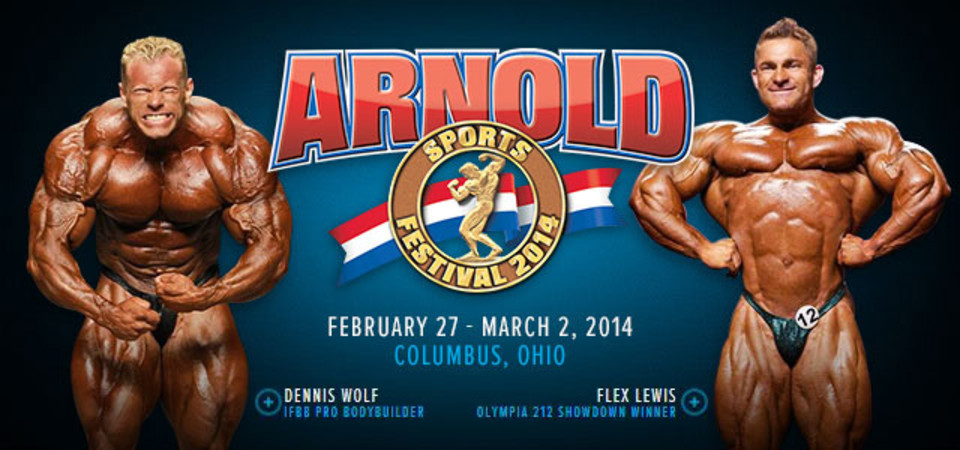 2014 arnold sports festival coverage malvernweather Image collections