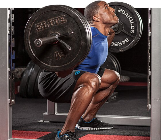 How to build fast twitch muscle fibers in legs