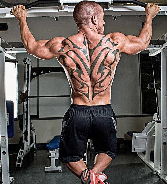 Back Workouts: 7 Awesome BodySpace Back Workouts