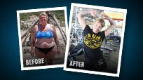 Over 40 Transformation Of The Week: Becca Porter