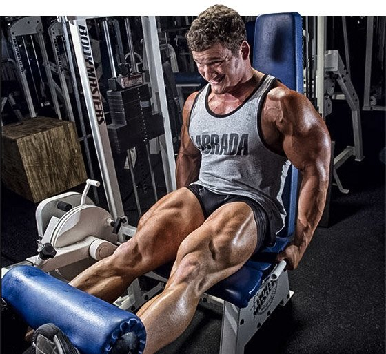 Gain 3'' On Your Legs: Hunter Labrada's Two-Week Leg Cycle