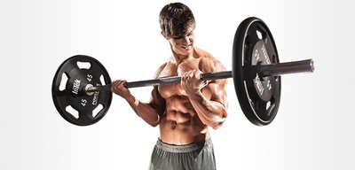 Blast Your Biceps With Crazy 8's!