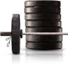 To promote muscle growth it is important to use heavy weights.