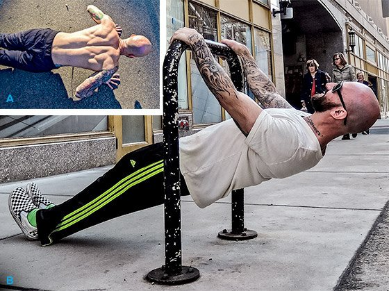 Bodyweight Supersets For Super Strength!