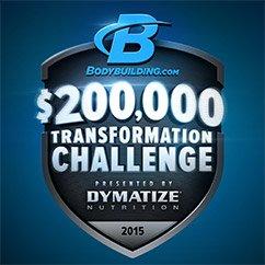 Bodybuilding.com Transformation Challenge 2015
