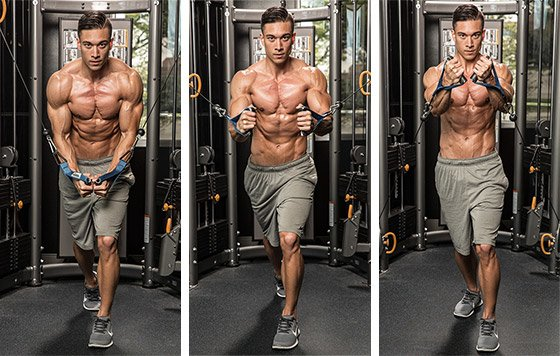 Build Big Pecs One Angle At A Time With These Press Variations